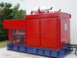 banc d'essais hydrauliques
