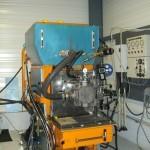 banc de propulsion